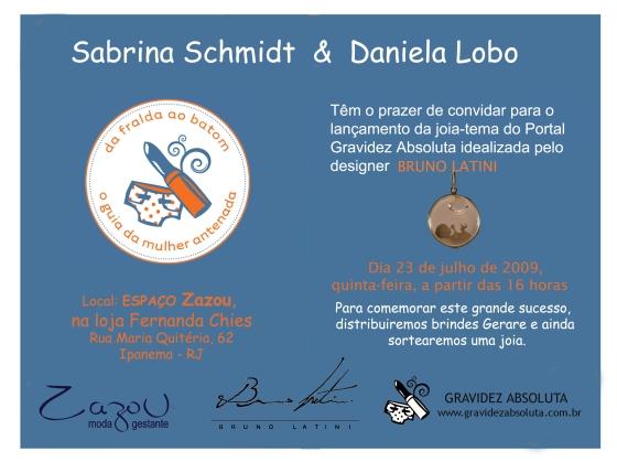 Convite Rio