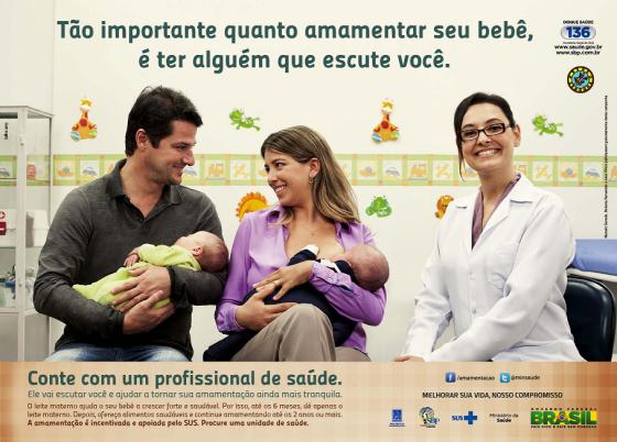 Semana Mundial de Amamentação 2013