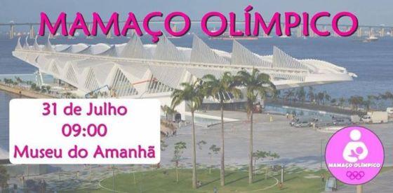 mamaço olimpico